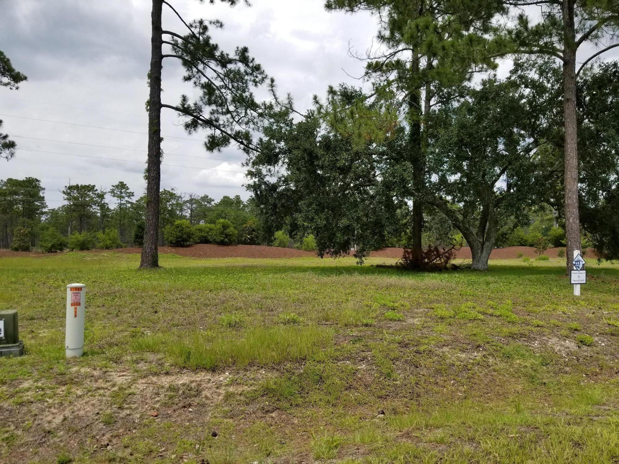 305 Seafarer Street, 100070141, Newport, Vacant Land / Lot,  for sale, Tia  Yelton, Realty World-First Coast Realty